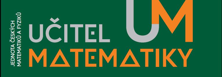 Logo časopisu Učitel matematiky