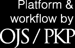 Více informací o publikačním systému, platformě a workflow OJS/PKP.